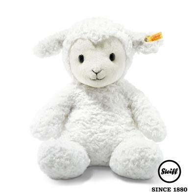 STEIFF德國金耳釦泰迪熊 綿羊 Fuzzy Lamb (動物王國)