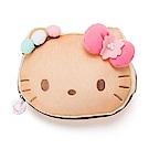 Sanrio SANRIO明星裝扮和菓子系列mochi mochi造型包(KITTY銅鑼燒