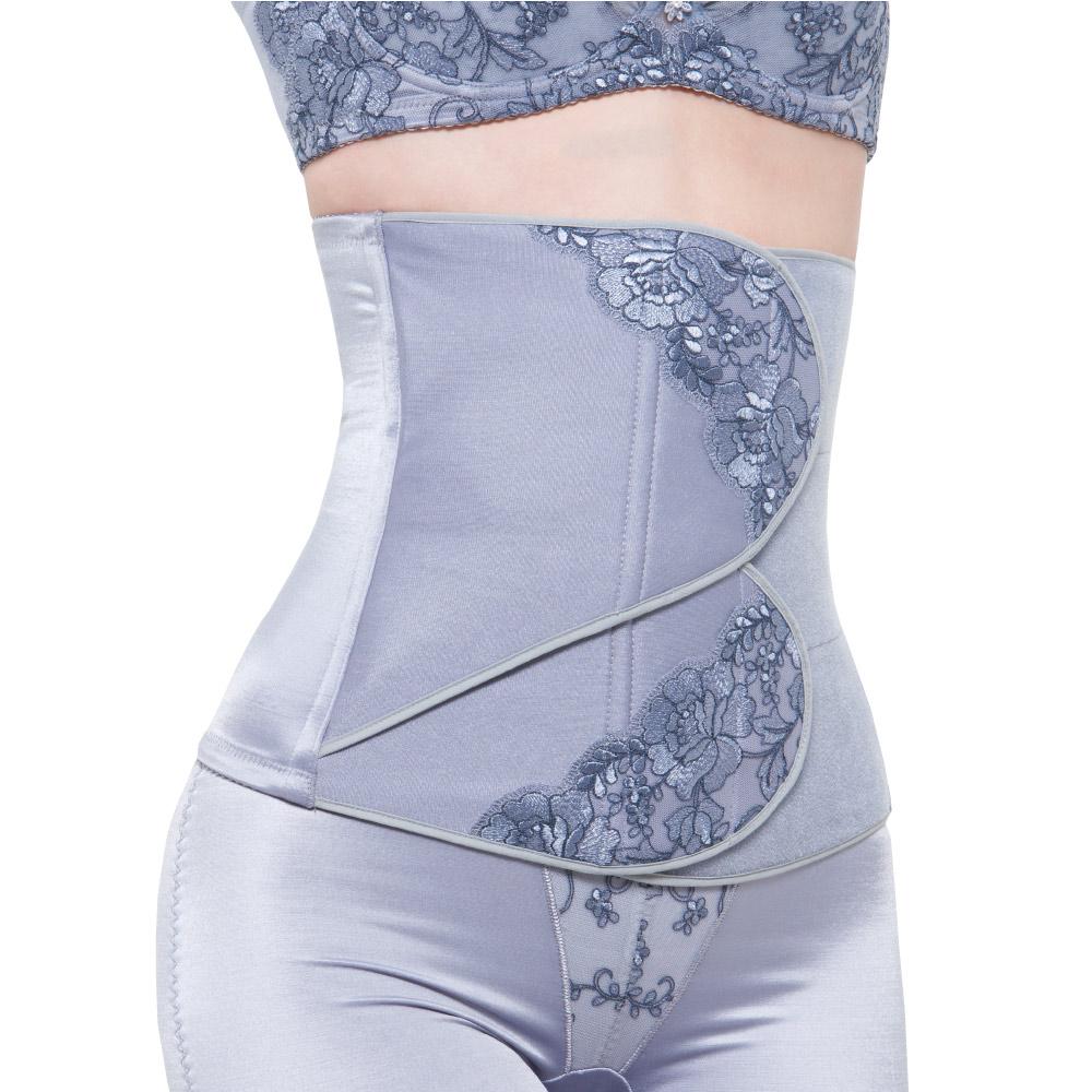 輕無痕束腹腰夾3L~6L(薰衣紫)