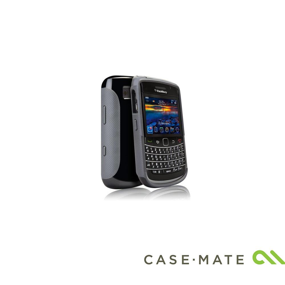 Case-Mate Blackberry 9700/9780 專用波普雙色保護套(黑灰)