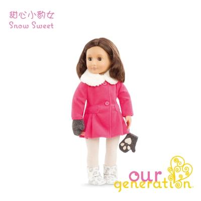 Our generation 甜心小豹女 (3Y+)