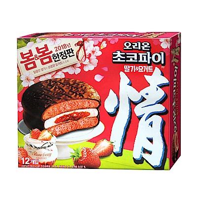 ORION好麗友 情 草莓派(444g)