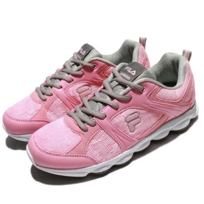 Fila 休閒鞋 J971Q 運動 透氣 女鞋