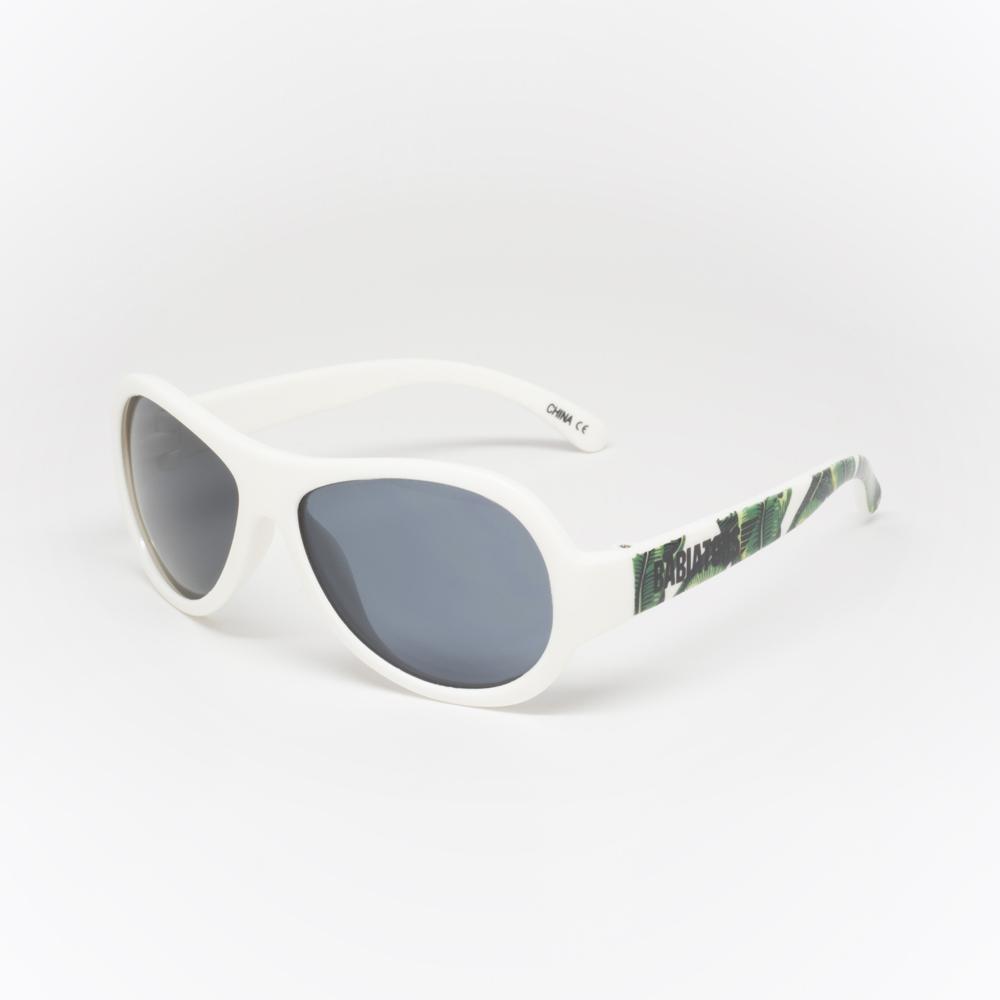 美國BABIATORS 嬰幼兒偏光太陽眼鏡-棕櫚白