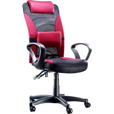 NICK 高顆粒布透氣網背主管椅