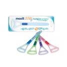 加拿大美適Maxill 法式刮舌器(4入)