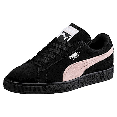 PUMA-Suede Classic Wns女復古運動鞋-黑色