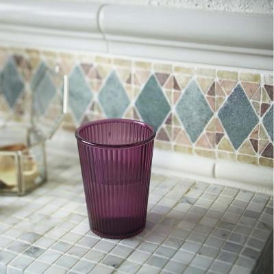 YAMAZAKI 金色年代漱口杯-紫