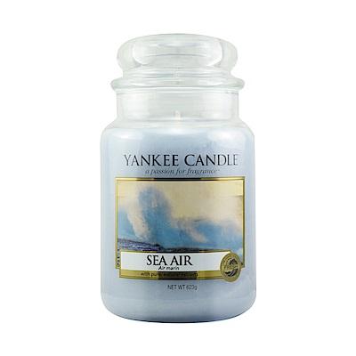 YANKEE CANDLE 香氛蠟燭-海的氣味623g