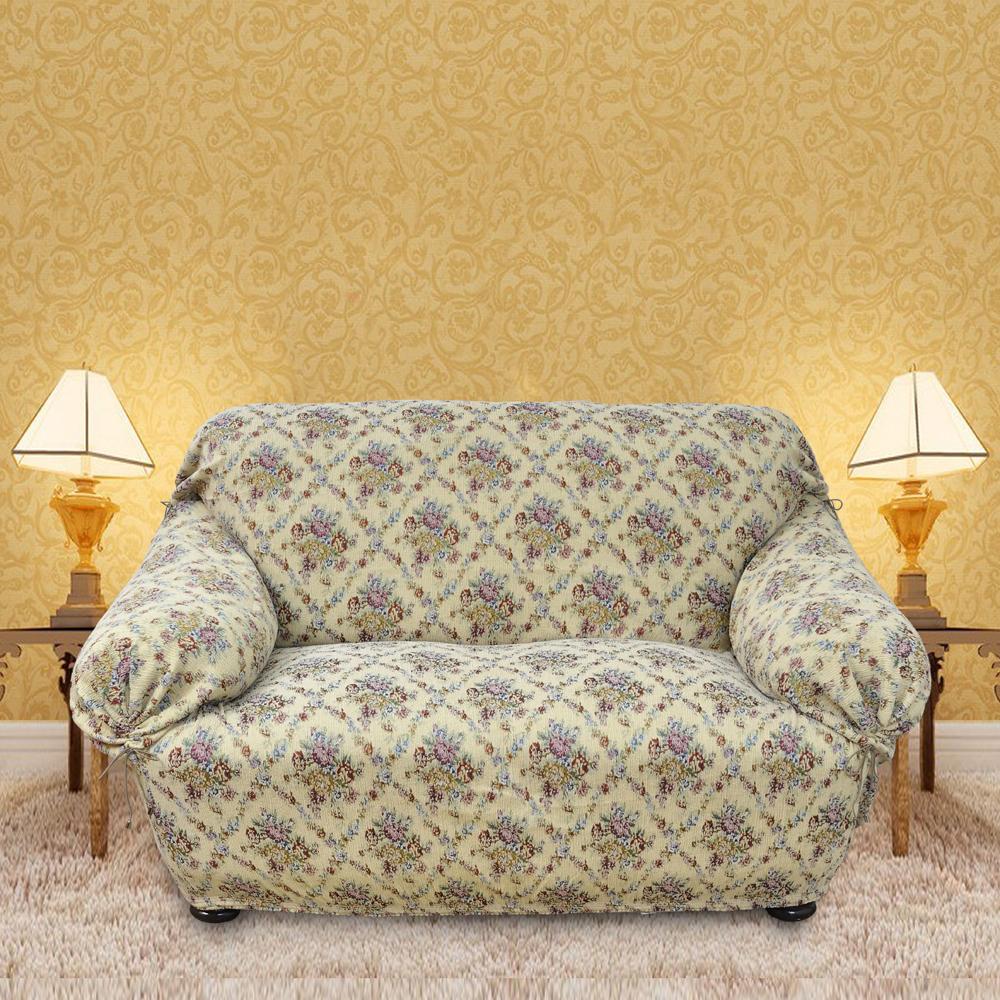 格藍家飾-艾莎彈性沙發便利套-1+2+3人座