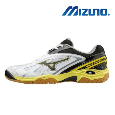 Mizuno WAVE SMASH LO 3 羽球男鞋 71GA166044