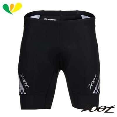 ZOOT 專業級7吋肌能鐵人褲(男)(格紋白) Z1706021