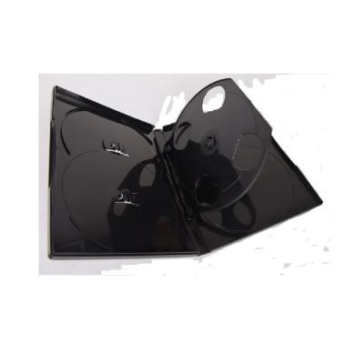 EXCH 六片DVD精裝優質軟盒/黑色  1箱100PCS