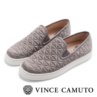 Vince Camuto 氣質UP菱格懶人便鞋-灰色