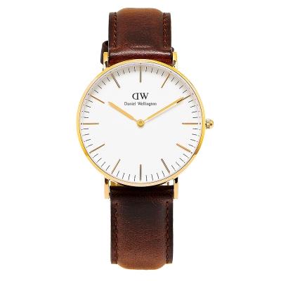 DW Daniel Wellington 經典 Bristol女腕錶-白/36mm