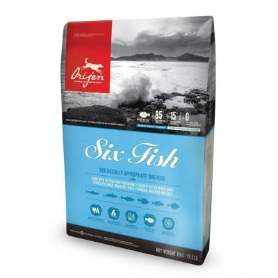 渴望Orijen 成犬六種魚海藻配方 1kg