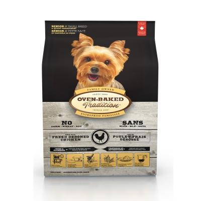 Oven-Baked烘焙客 減肥犬老犬 雞肉口味 低溫烘焙 非吃不可 5磅 X 1包