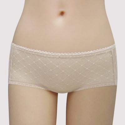 瑪登瑪朵-Soft Life  低腰平口無痕褲(麥穗膚)