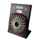 【ZIPPO】原廠打火石(一組6粒裝*24)展示卡型