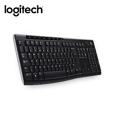 羅技 無線鍵盤 K270