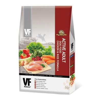 VF魏大夫《活力成犬配方(雞肉+米)》1.5kg