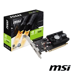 MSI微星 GeForce GT 1030 2G LP OC 顯示卡