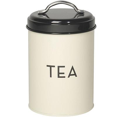 NOW 茶葉收納罐(米)