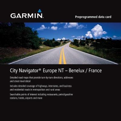 GARMIN 荷比盧/法國地圖卡-快