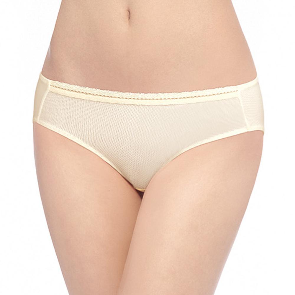 蕾黛絲-動氧Bra-平口內褲 M-EL(清雅黃)