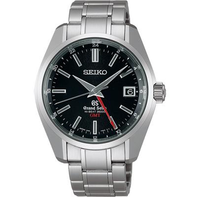 Grand Seiko 9S86 Hi-Beat 36000 GMT 機械腕錶