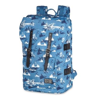 CONVERSE-後背包12703C416-藍