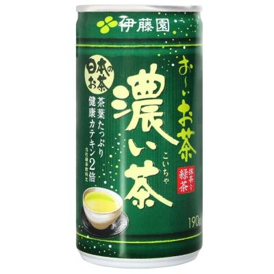 伊藤園 濃口綠茶(190g)