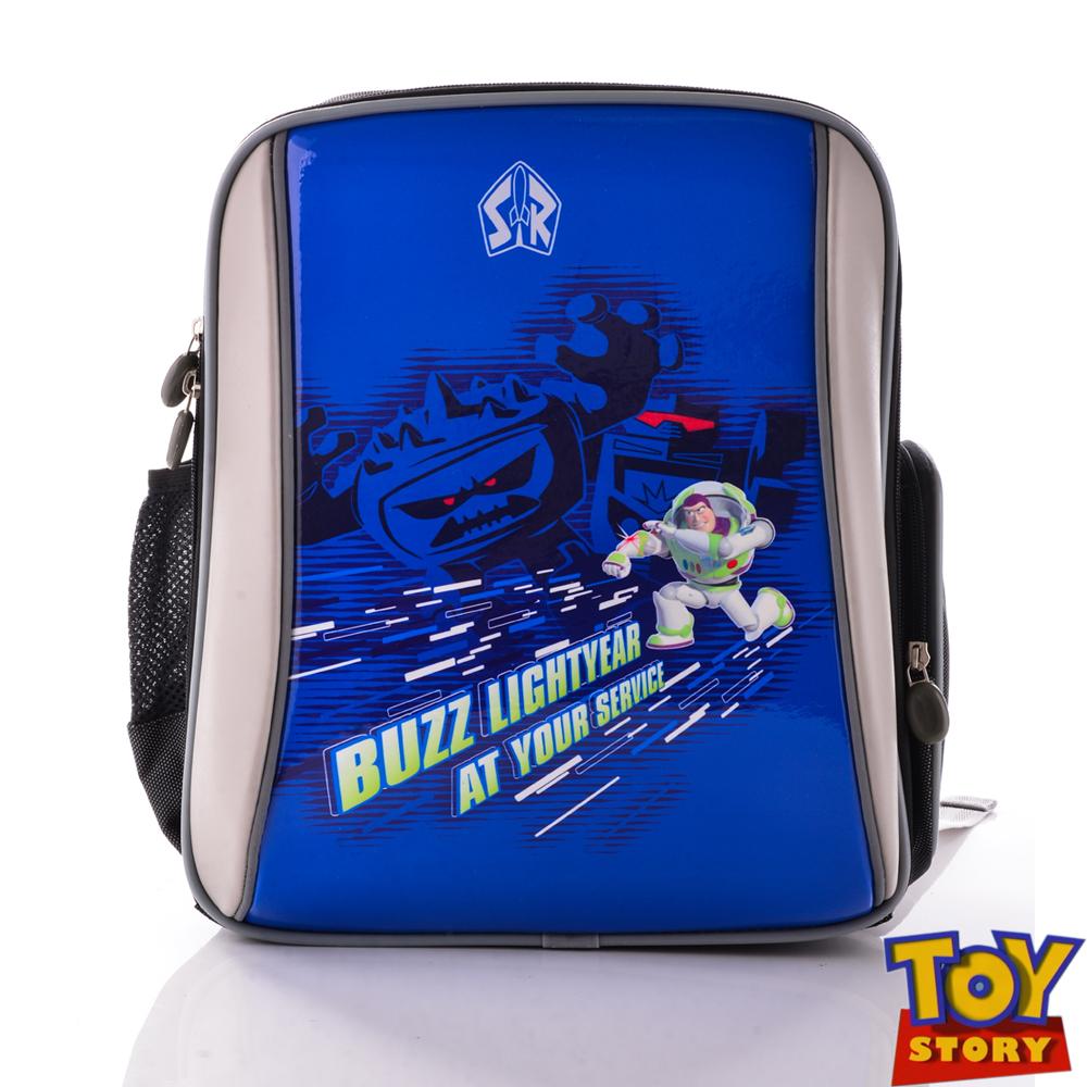 玩具總動員 護脊書包 寶藍色