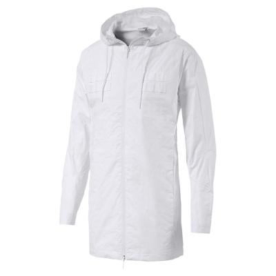 PUMA-男性流行系列Pace LAB連帽外套-白色-亞規