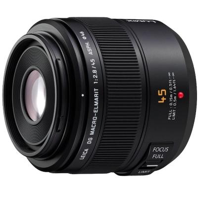 Panasonic 45mm F2.8 ASPH. MEGA O.I.S.微距鏡(公司貨)
