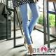 日系小媽咪孕婦裝。台灣製孕婦褲~繽紛多色貼腿
