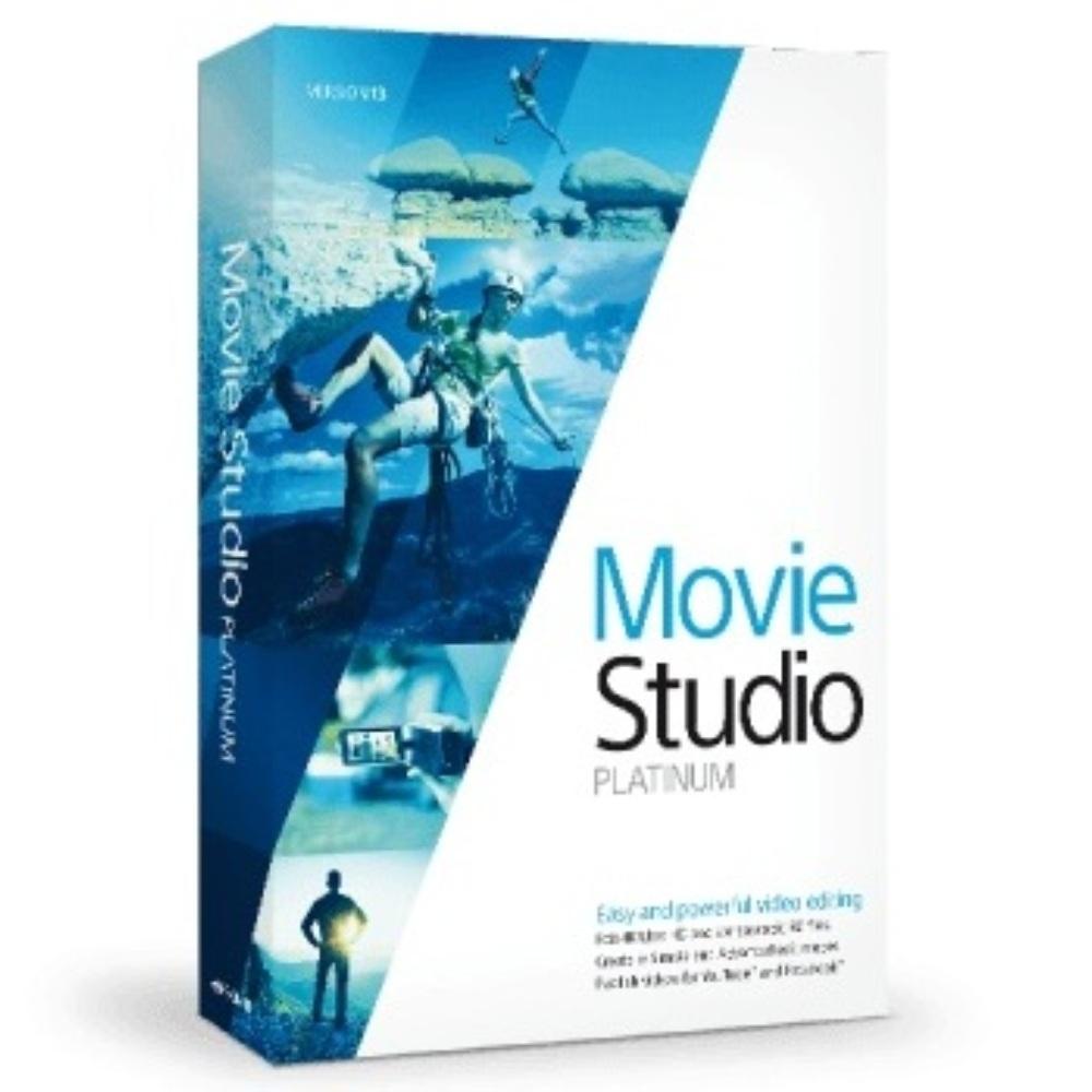 VEGAS Movie Studio 13 Platinum (影音剪輯) 單機版(下載)