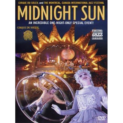 太陽劇團 - 子夜太陽 DVD