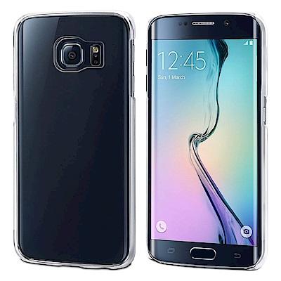 Samsung GALAXY S6 edge超耐塑晶漾高硬度薄背殼透明硬殼