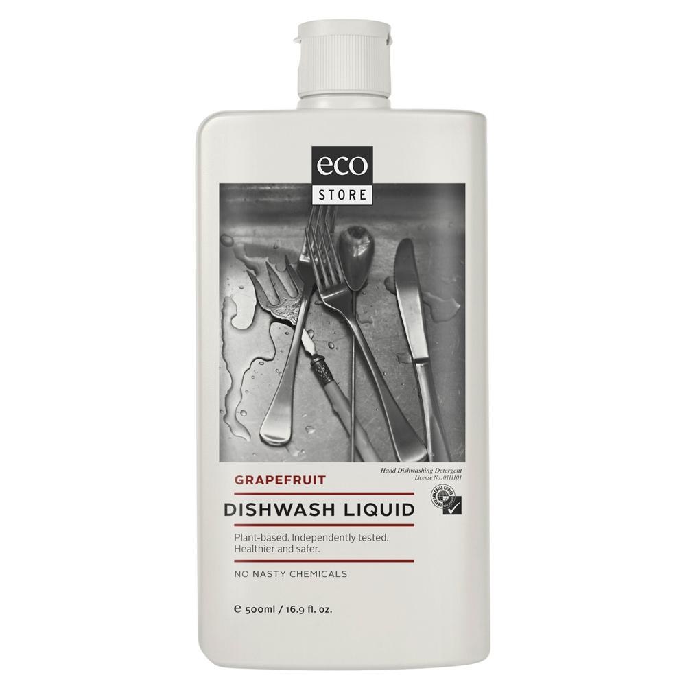 紐西蘭ecostore 環保洗碗精-葡萄柚香(500ml)