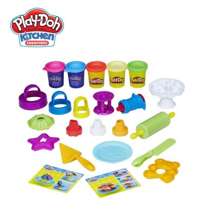 【play-doh培樂多】培樂多廚房系列 糖霜蛋糕遊戲組
