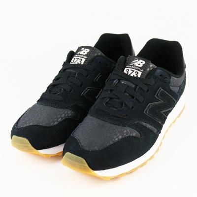 New Balance-女休閒鞋WL373BL-黑