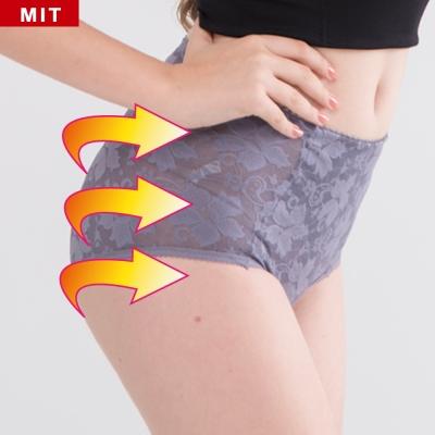 塑身褲MITD機能雕塑提花三角塑身褲