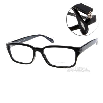 OLIVER PEOPLES眼鏡 好萊塢星鏡/黑#JONJON 1005