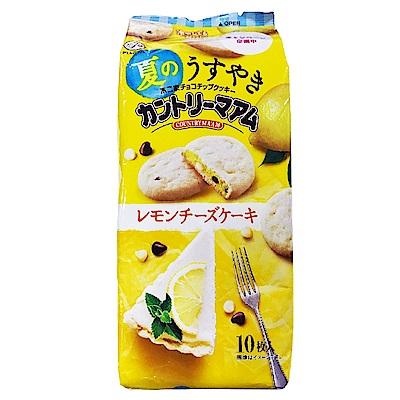 不二家  檸檬起司鄉村餅(90g)