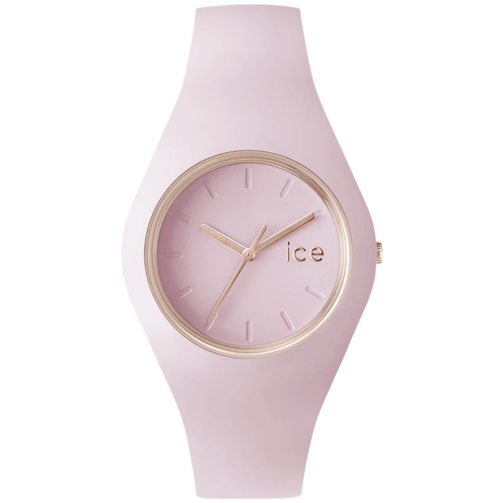 Ice-Watch 粉彩系列 甜美糖果腕錶-粉紅/43mm