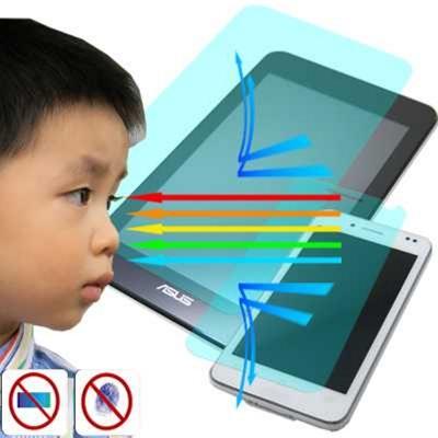 EZstick ASUS Padfone Mini A11 平板+手機防藍光螢幕貼 防指紋