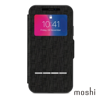 Moshi SenseCover for iPhone X 感應式極簡保護套