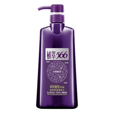 (即期品) 植萃566 健髮洗髮露 抗屑豐盈型-500g(效期至2020年11月)