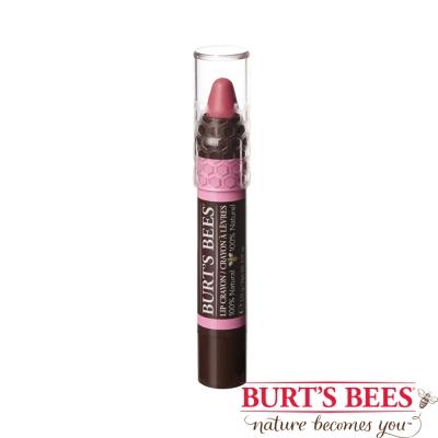 BURTS BEES 啵啵粉彩筆-浪漫粉 3.11g
